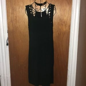 Rope Detail Dress